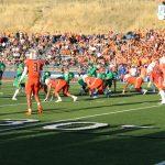Football falls short to Timpview 13-7