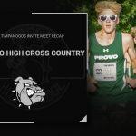Bulldog Cross Country Timpanogos Invite Recap
