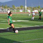 Girls Soccer vs Springville