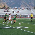 Girls Soccer vs Maple Mountain