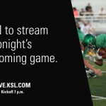 SFCN to Stream Tonight's Homecoming Game