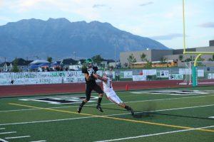 Football vs Spanish Fork (Homecoming)