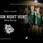 X Country at Payson Night Hunt Invitational