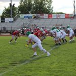 Sophomore Football vs Spanish Fork