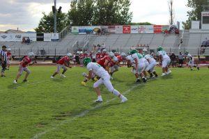 Sophomore Football vs Spanish Fork