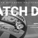 Provo Volleyball Hosts Payson Today
