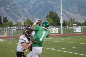 Freshman Football vs Wasatch Photo Gallery