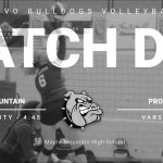 Volleyball Travels to Maple Mountain Today