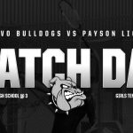 Match Day: Girls Tennis vs Payson