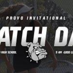 Match Day: Girls Tennis Hosts Provo Invitational