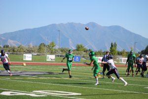 JV Football vs Springville