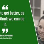 Bulldog Highlight: Madi Bertagnini – Volleyball