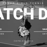 Provo Girls Tennis Travels To Salem Hills
