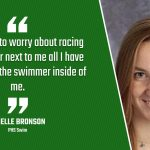 Brielle Bronson on Why She Swims