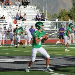 Sophomore Football vs Lehi Photo Gallery