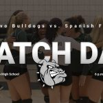 Match Day: Volleyball vs Spanish Fork 6 p.m.