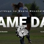Game Day: Girls Soccer @ Maple Mountain 4 p.m.