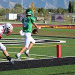 Freshman Football vs Uintah Photo Gallery