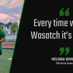 Bulldog Highlight: Melinda 'Scrumbie' DeMott – Soccer