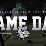 Game Day: Football @ Salem Hills 7 p.m.