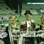 Marching Band Takes First Place in 2A at Rocky Mountain Invitational
