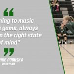 Bulldog Highlight: Sophie Poduska – Volleyball