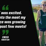 Bulldog Stories: Creed Robertson-Cross Country