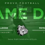Game Day: Football vs Payson 7 p.m.