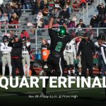 Quarterfinal Game Time Determined: Friday 4 p.m.