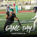 Game Day: Football vs Timpview – Bulldog Stadium 4 p.m.
