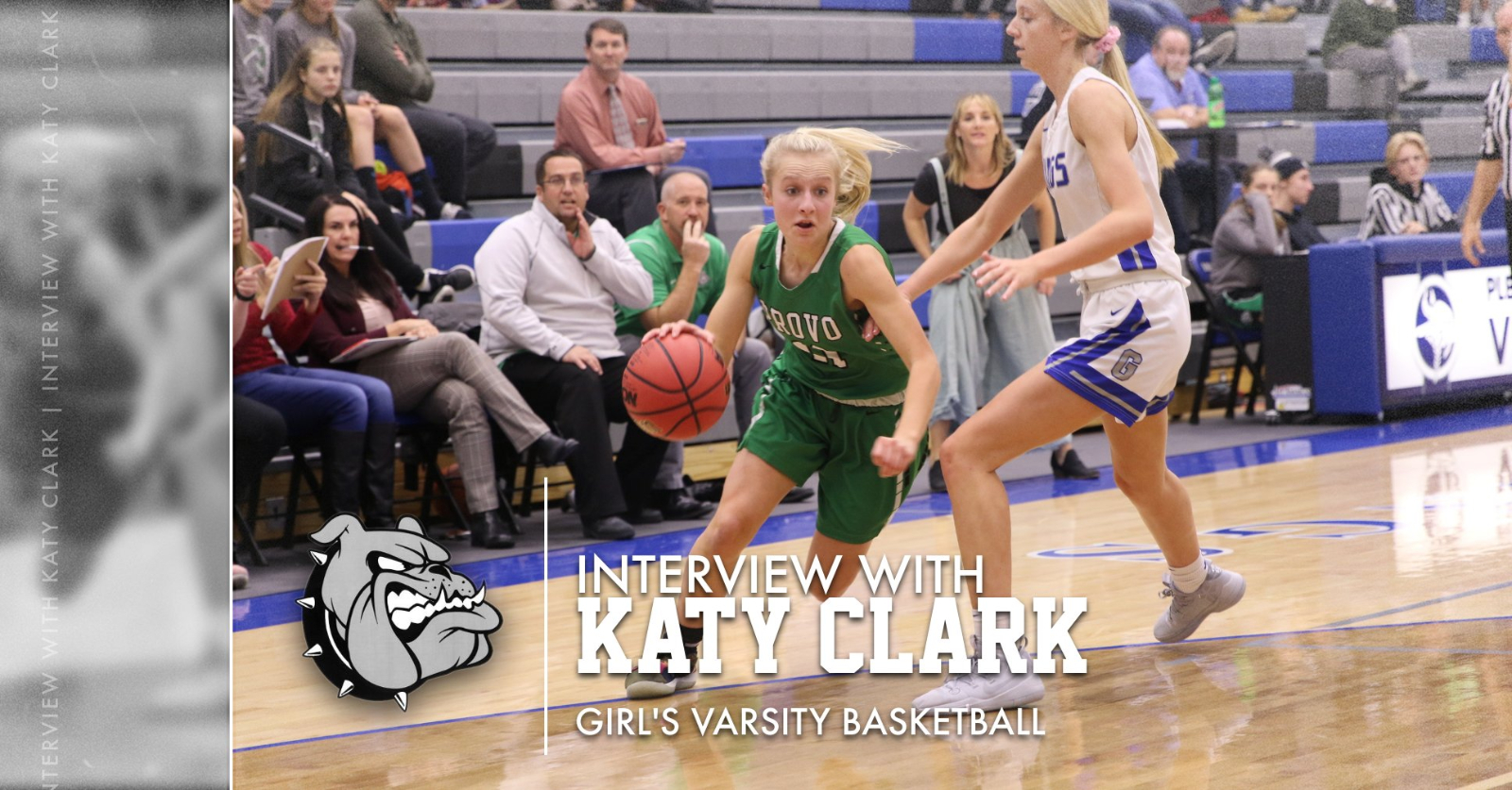 Bulldog Highlight: Katy Clark – Girls Basketball