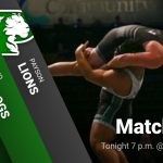 Match Day: Wrestling @ Payson High 7 p.m.
