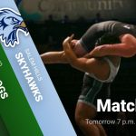 Match Day: Wrestling @ Salem Hills Dec 12th 7 p.m.