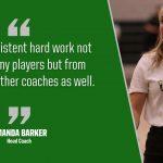Bulldog Highlight: Amanda Barker – Girls Basketball