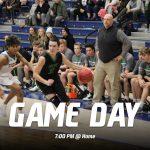 Game Day: Boys Basketball vs Salem Hills 7 pm
