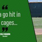 Bulldog Highlight: Cole Mason-Baseball