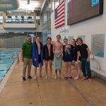 Swim Senior Night (Photo Gallery)