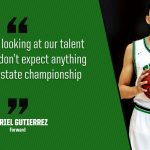 Interview With Gabe Gutierrez – Boys Basketball