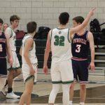 Boys Varsity Basketball against Spingville
