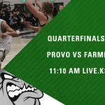 Quarterfinals Today: Boys Basketball vs Farmington 11:10 am