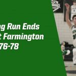 Bulldogs Lose in OT vs Farmington