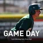 Baseball Game Location Changed – Provo Hosts Ogden at 3 pm
