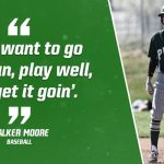Bulldog Highlight: Walker Moore – Baseball