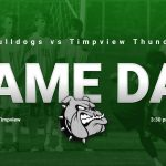 Game Day: Boys Soccer @ Timpview 3 pm