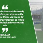 Bulldog Highlight: Rob Allen – Head Tennis Coach