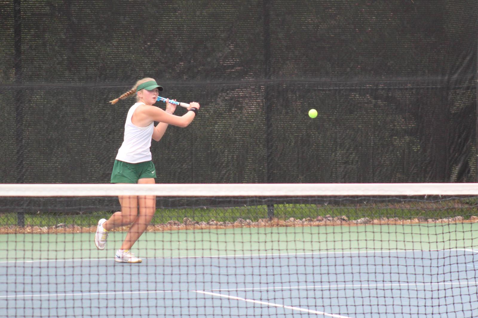 Girls Tennis @ St George Tournament – Photo Gallery