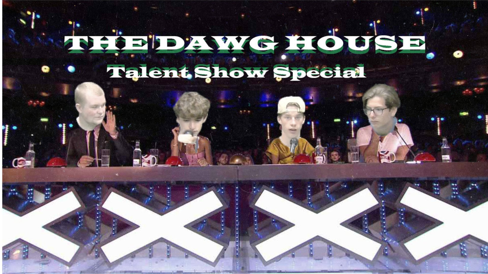Dawg House: Eduard and Enoch – Talent Show Special