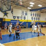 Ravenna High School Girls Varsity Basketball beat Coventry High School 62-30