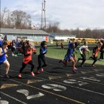 Ravenna High School Girls Varsity Track finishes 9th place