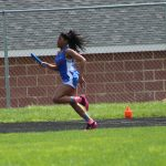 Ravenna High School Girls Varsity Track finishes 6th place